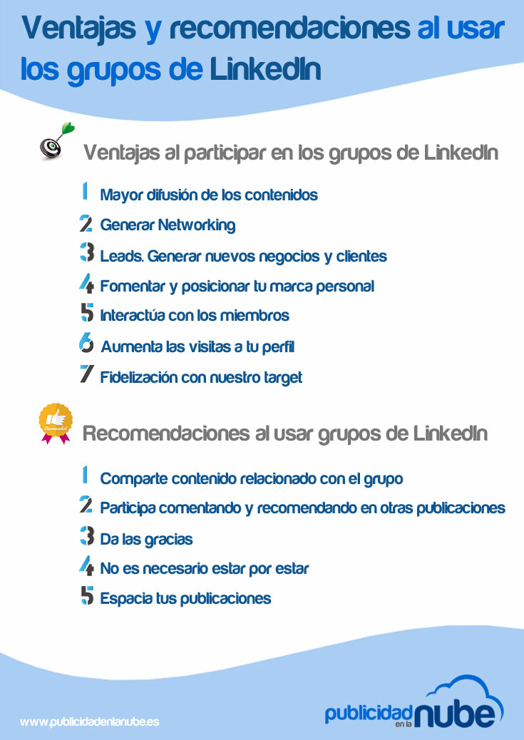 grupos de LinkedIn