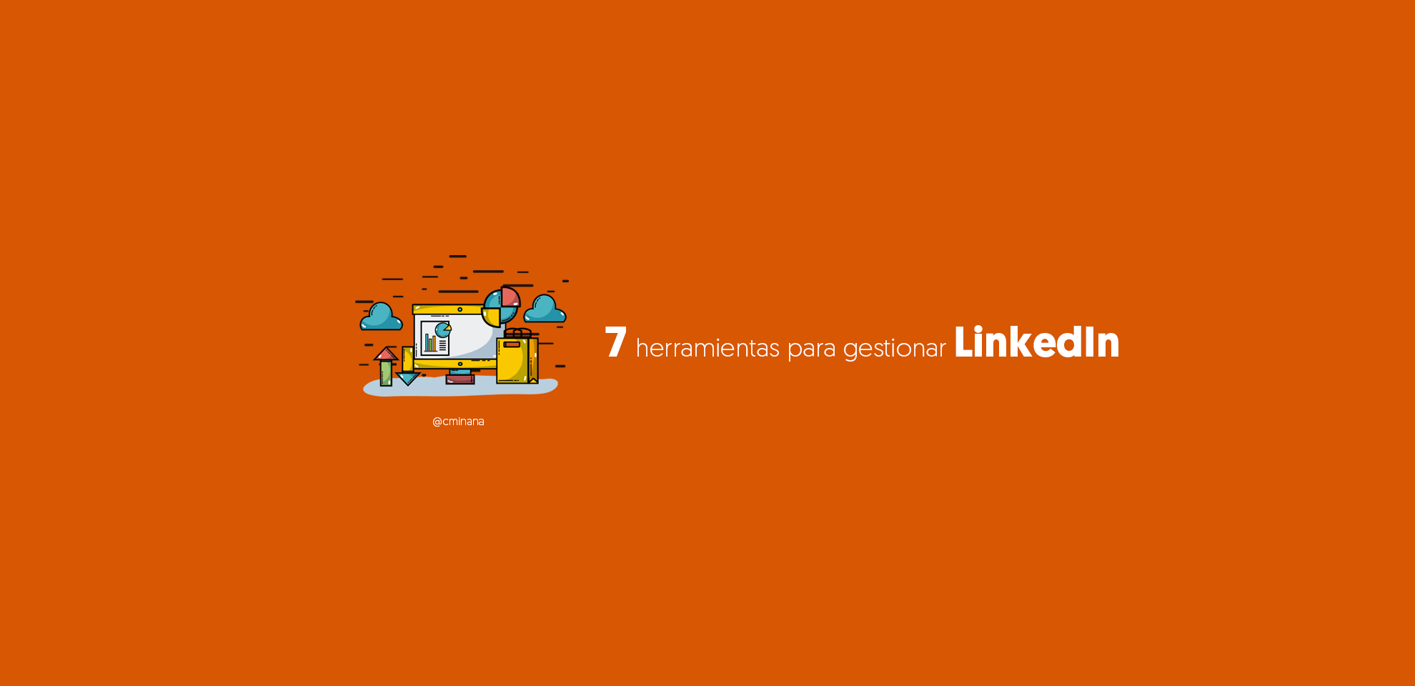 herramientas LinkedIn