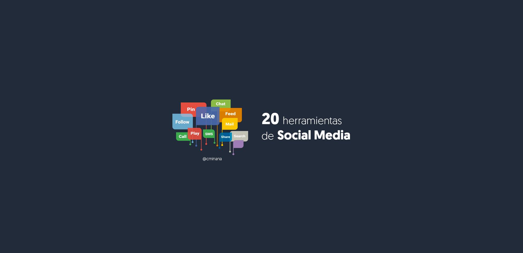 Social Media- Herramientas