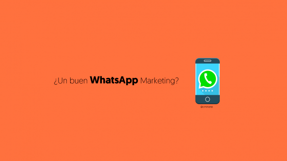 WhatsApp marketing