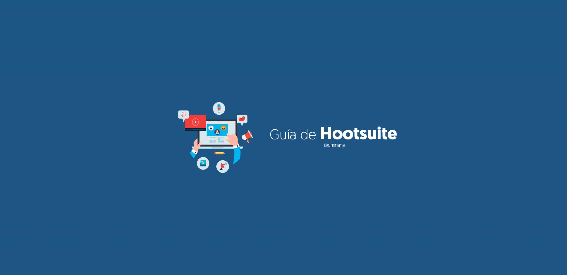 guia hootsuite redes sociales