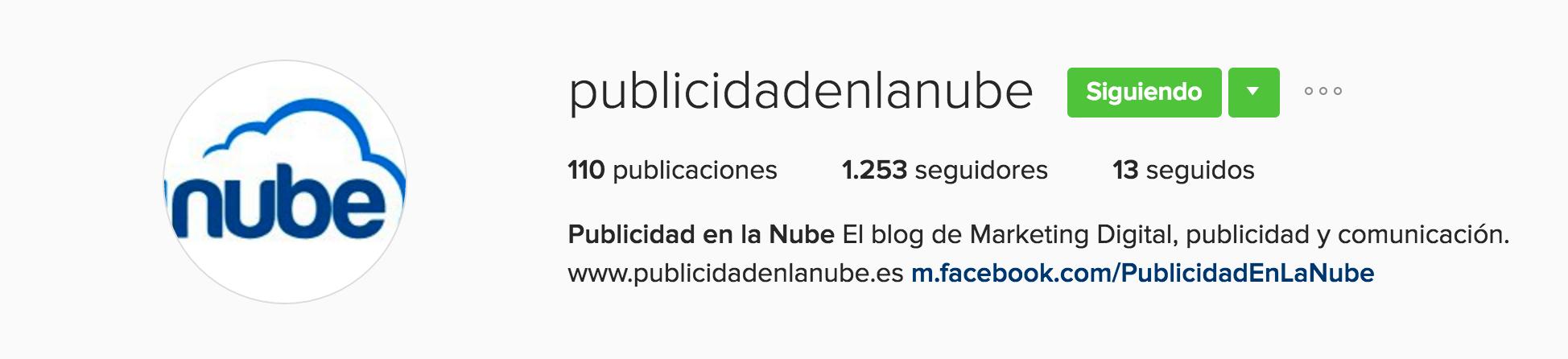publicidadenlanube usos de instagram para empresas