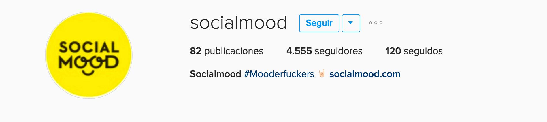 socialmood usos de instagram para empresas