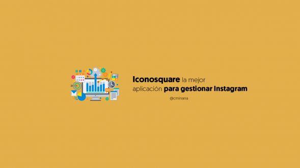 Iconosquare aplicacion instagram