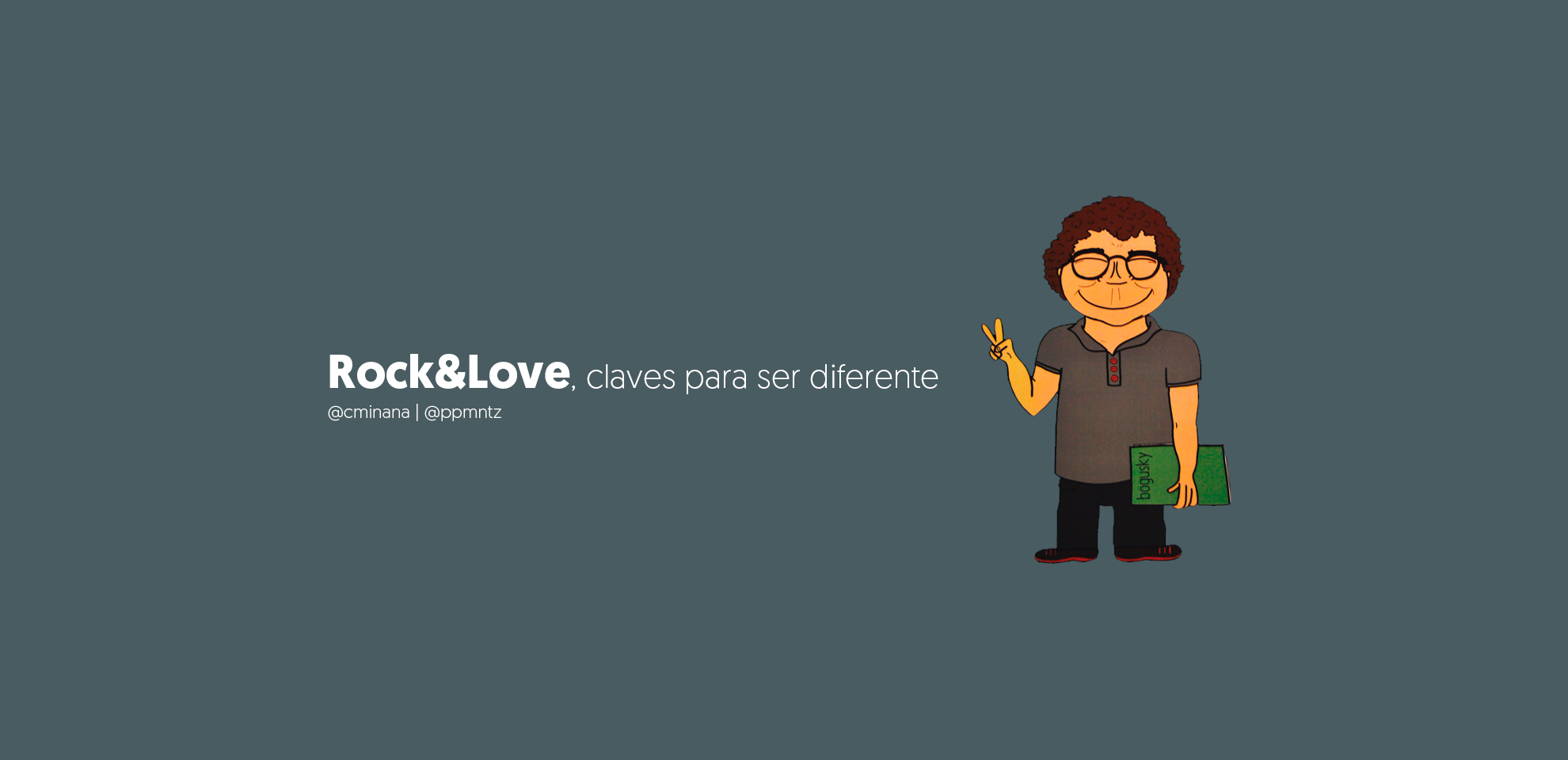Rock&Love claves ser diferentes