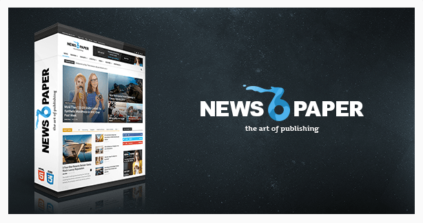 Newspaper-temas-WordPress