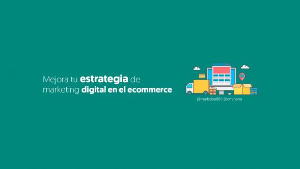 estrategia de marketing digital ecommerce