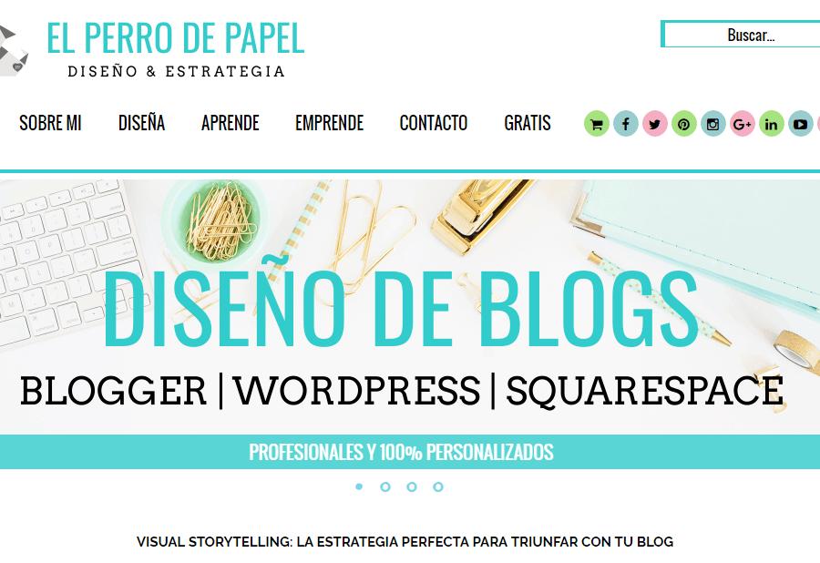 diseño web bonito
