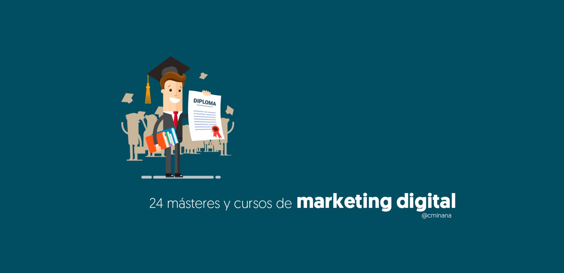 masteres cursos de marketing digital