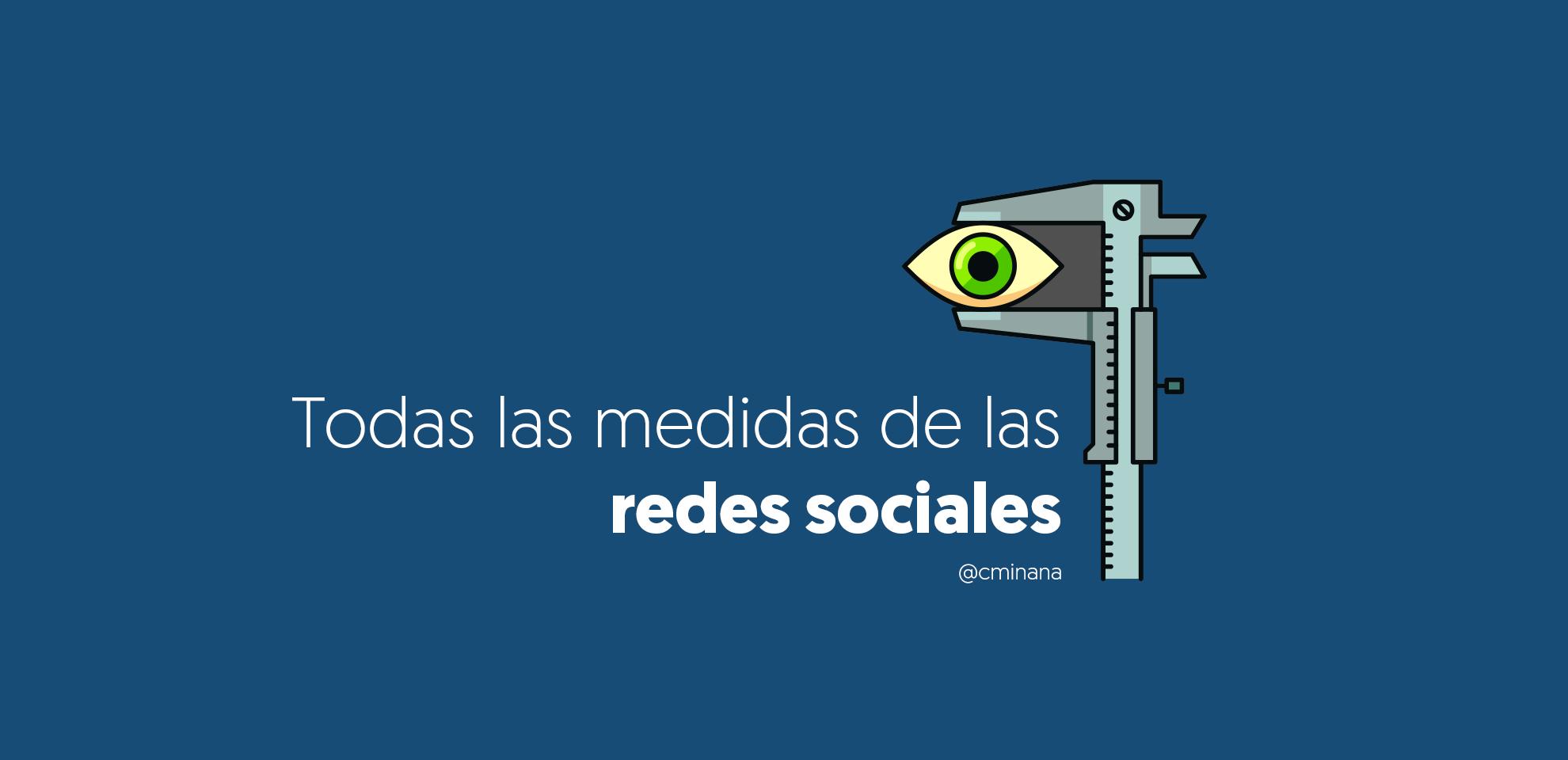 medidas en redes sociales