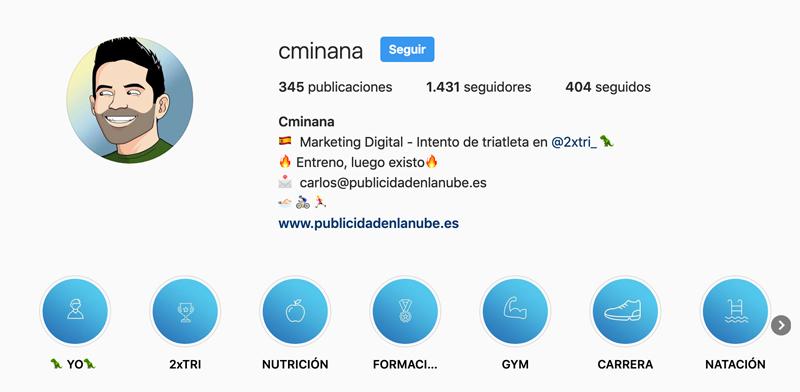 ganar seguidores en instagram perfil