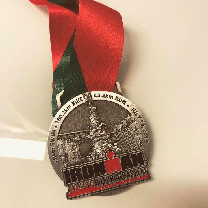 medalla iron man